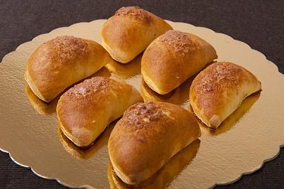 pierozki z serem lub jablkiem